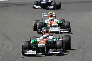 Formula 1 Preview Sahara Force India looks forward to Hungarian Grand Prix
