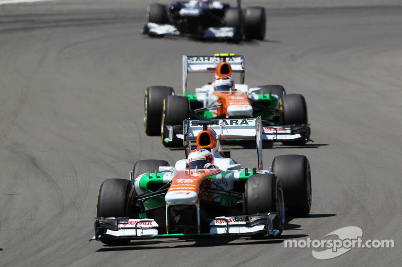 Sahara Force India looks forward to Hungarian Grand Prix