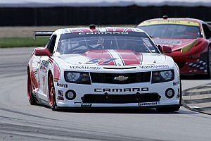 Grand-Am Qualifying report Front Row start for Stevenson Motorsports at Indianapolis Motor Speedway