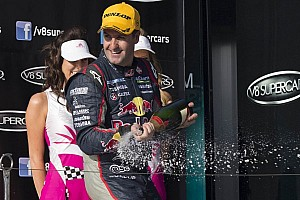 V8 Supercars Race report Whincup the master - from devastation to elation at Ipswich