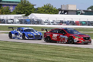 Grand-Am Race report Mazda6 becomes first diesel to win at Indianapolis Motor Speedway