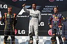 Hamilton achieves his maiden Mercedes victory at the Hungarian Grand Prix