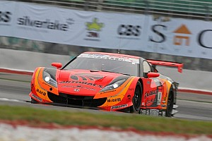 Super GT Race report Firman, Matsuura claim win for Honda ARTA team at Sugo Sportsland