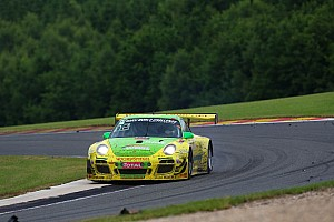 Endurance Race report Porsche 911 GT3 R of Manthey-Racing finishes on position two at Spa