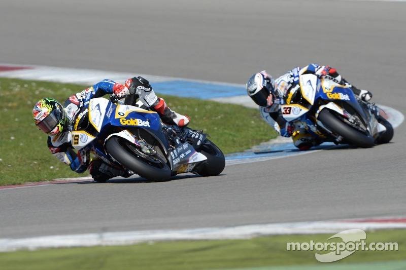 Melandri and Davies head to Silverstone with determination