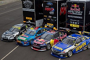 V8 Supercars Breaking news Pirtek teams with V8 Supercars to create Enduro Cup