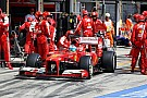 Ferrari 'not pleased' with latest Pirelli shakeup