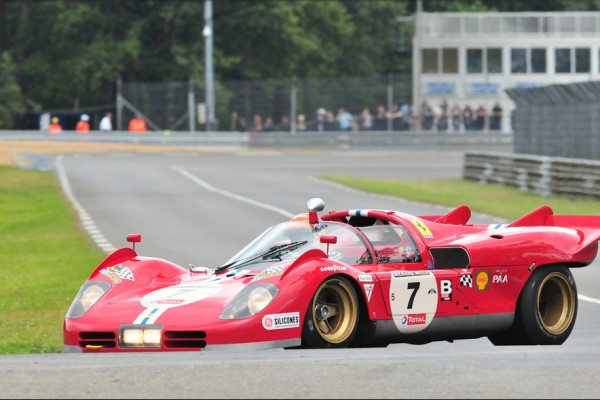 Ferrari to decide on 2015 Le Mans prototype