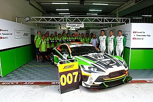 Asian Le Mans Preview Craft Racing AMR kicks off season in South Korea