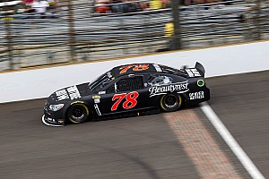 NASCAR Sprint Cup Preview With Chase spot in sight, Busch happy to be in Pocono