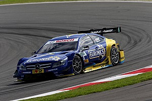 DTM Race report Fifth place for Gary Paffett's debut in Russia