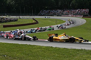 Hunter-Reay fifth-place was the best result for Andretti Autosport in Mid-Ohio