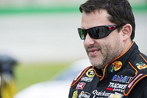 NASCAR Sprint Cup Breaking news Stewart hospitalized during sprint car race, will miss The Glen