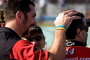 NASCAR Sprint Cup Breaking news Max Papis to sub for the injured Tony Stewart at Watkins Glen