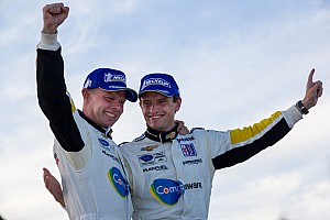 ALMS Preview Magnussen targets another Road America victory