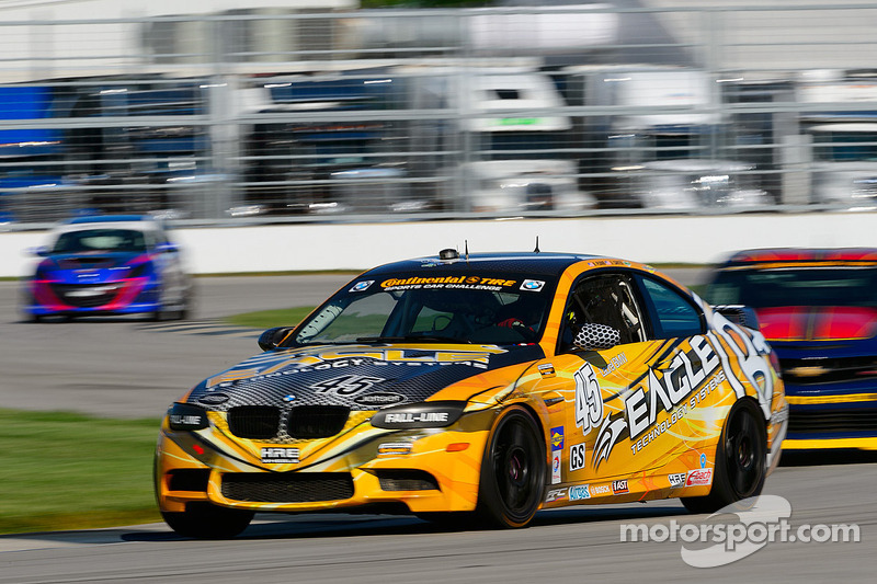 Fall-Line nabs another CTSCC front-row starting position at Road America