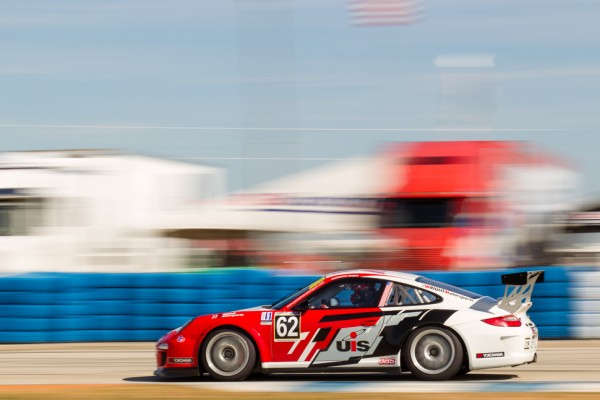 GT3 Cup record and  race win for Snow in wild showdown at Road America
