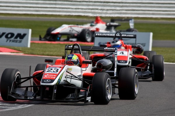 Guimaraes wins after Buller self-destructs on Race 2 at Brands