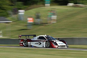 Grand-Am Race report Michael Shank Racing finishes fifth and sixth at Road America