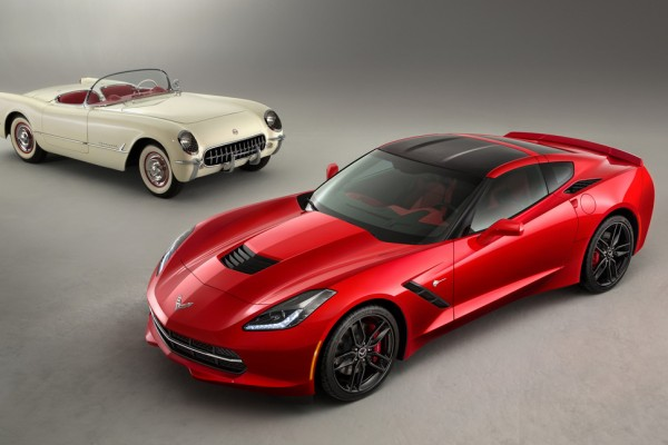 America's iconic Corvette takes center stage in Monterey