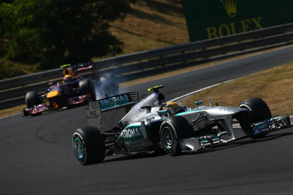 Report - Mercedes to have 100hp advantage in 2014?