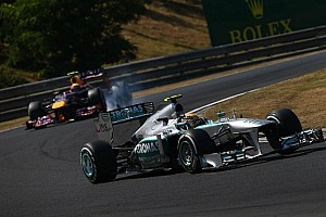 Formula 1 Rumor Report - Mercedes to have 100hp advantage in 2014?