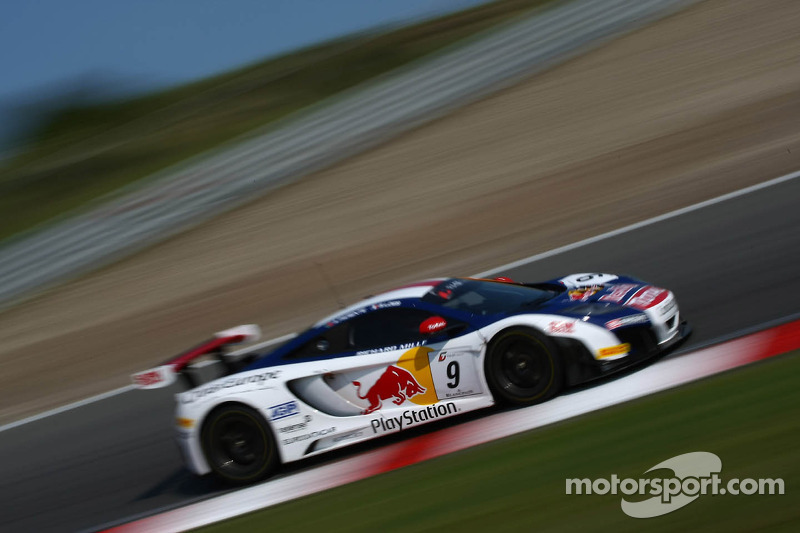 Slovakia Ring: Second victory for Sébastien Loeb Racing