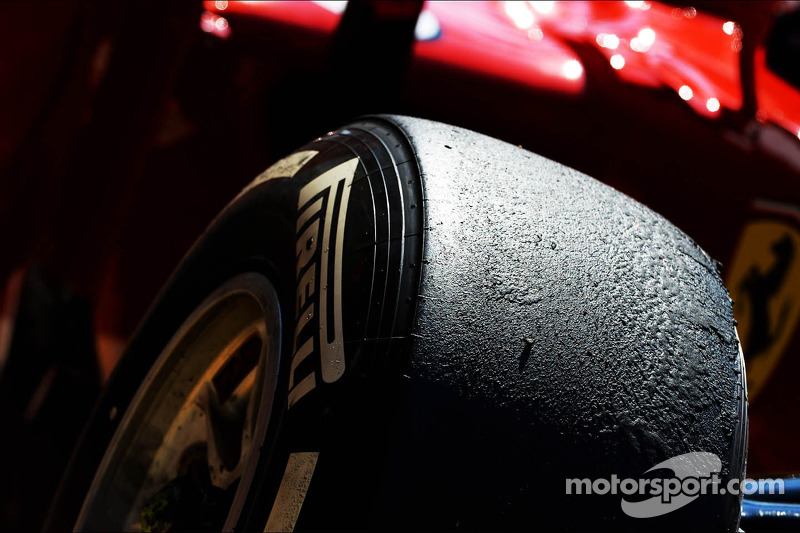 Pirelli confirms 2014 tyre size not changing