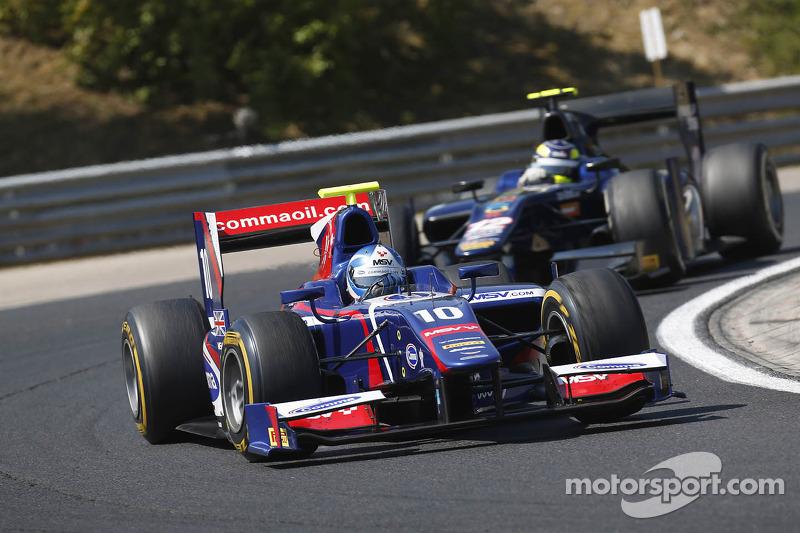 Jolyon Palmer targets more wins in Belgium this weekend