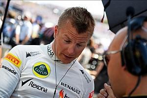Boss rejects Raikkonen-to-McLaren rumour