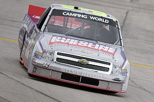 NASCAR Truck Preview Miguel Paludo to drive No. 32 Chevrolet at Chicagoland Speedway