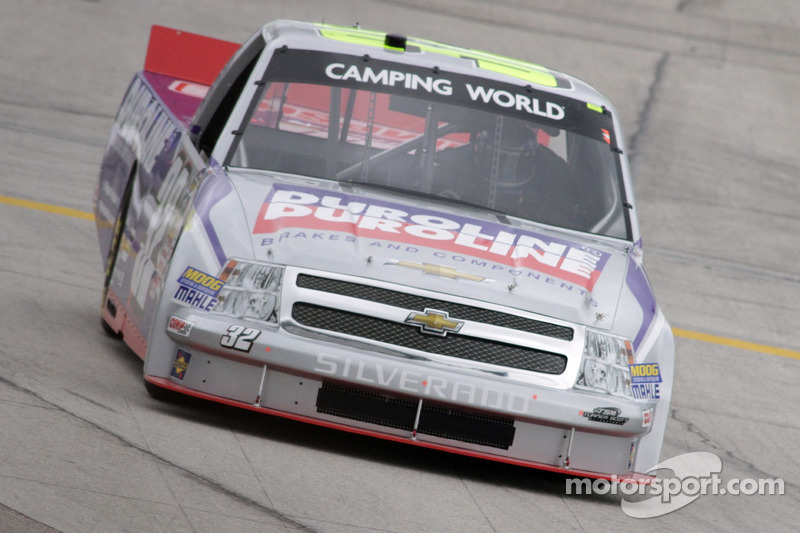 Miguel Paludo to drive No. 32 Chevrolet at Chicagoland Speedway
