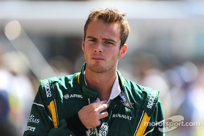 Van der Garde 'has options' for 2014 - report