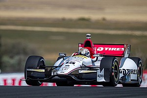 IndyCar Breaking news IMS, INDYCAR testing plans with Rahal on the road course
