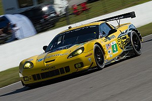 ALMS Qualifying report Corvette Racing at Baltimore: Third and fifth in GT qualifying
