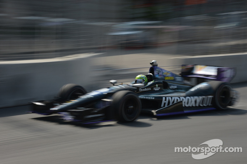 KV Racing Technology has frustrating  Grand Prix of Baltimore qualifying session
