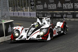 ALMS Race report Luhr, Graf clinch P1 title in shortened Grand Prix of Baltimore