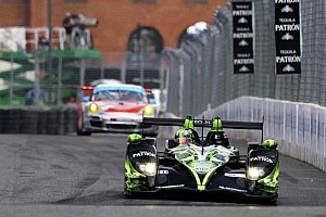 ALMS Race report Double podium result for ESM at Baltimore