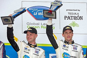 ALMS Race report Corvette Racing at Baltimore: Garcia, Magnussen lead 1-2 GT Finish