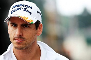 F1's V6 move not exciting - Sutil