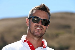 Tiago Monteiro aiming for the podium in the US