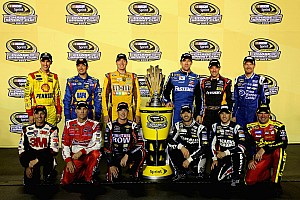 NASCAR Sprint Cup Race report History­-making feat puts Kurt Busch, Furniture Row Racing in Chase playoffs