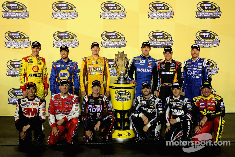 History-making feat puts Kurt Busch, Furniture Row Racing in Chase playoffs