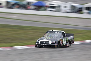 Late race incident relegates Coulter to a 25th-place finish at Iowa