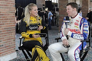 NASCAR Sprint Cup Commentary Dale Earnhardt Jr. on Richmond