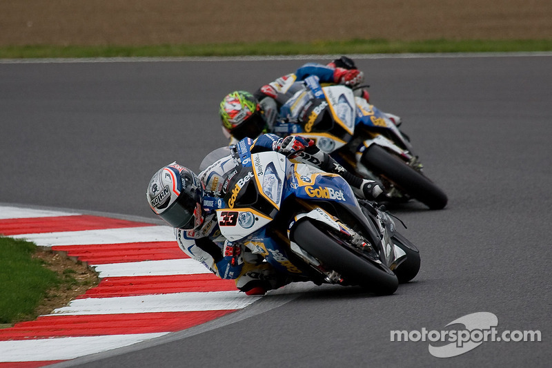 BMW factory rider Melandri finished second in first qualifying practice at Istambul