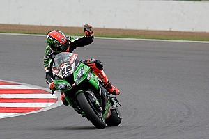 World Superbike Qualifying report Hard-contested Superpole goes to Tom Sykes
