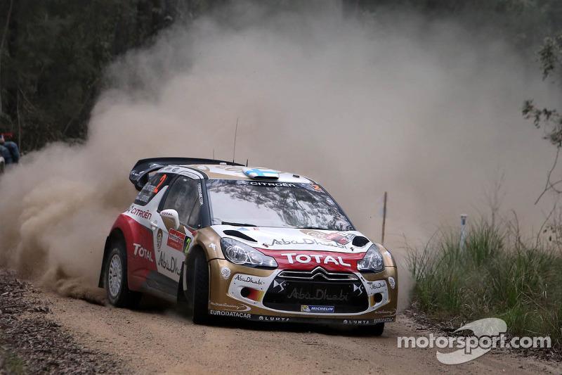 Mikko salvages podium spot at Australia Day 3