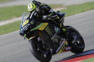 MotoGP Race report Crutchlow battles to super sixth in San Marino