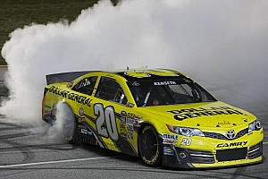 NASCAR Sprint Cup Commentary Cool-Down Lap: Addition of Matt Kenseth has formed critical mass at Joe Gibbs Racing